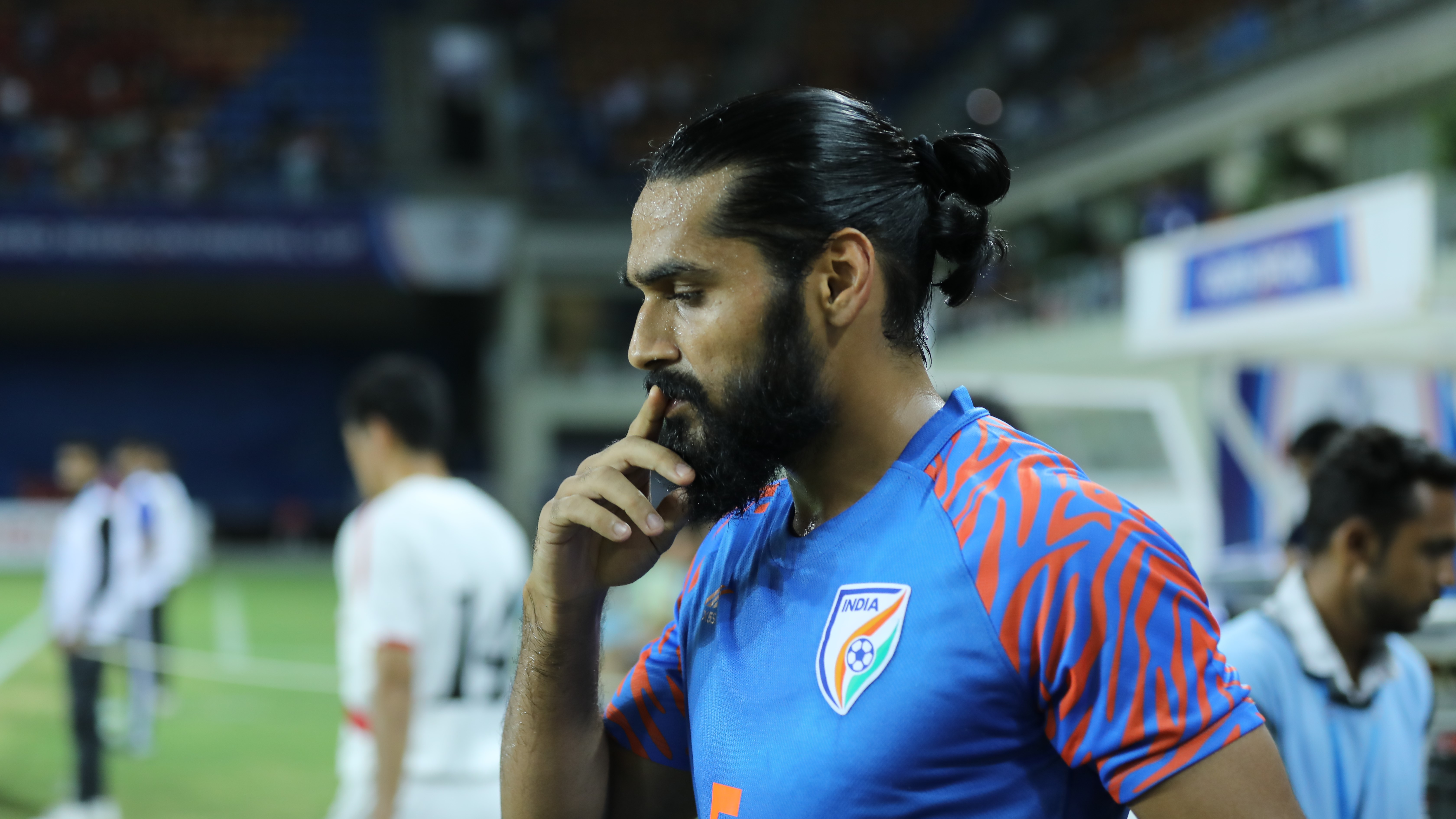First Touch: How did Sandesh Jhingan take to playing football?