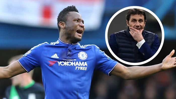 Obi Mikel Conte Chelsea