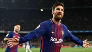 Lionel Messi Barcelona Espanyol Copa del Rey
