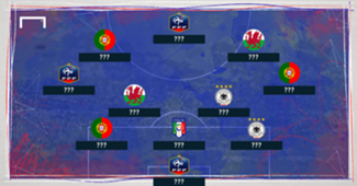 Euro 2016 team of the tournament