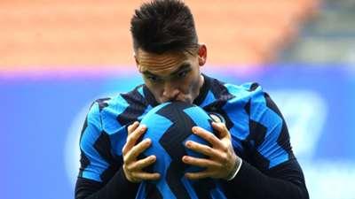 Lautaro Martinez Inter 2020-21