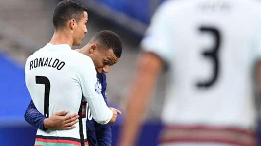 รีแมตช์นัดชิงยูโร! ฝรั่งเศสเจ๊าจืดโปรตุเกส 0-0   Goal.com