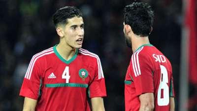 Nayef Aguerd Morocco CHAN 2018