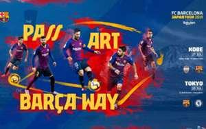 Barcelona Tour 2019