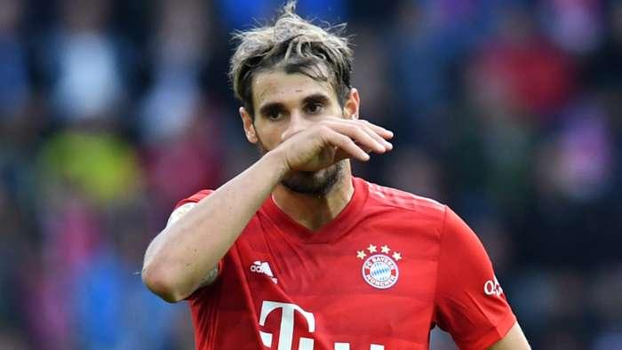 Javi Martinez Bayern Munich 2019-20