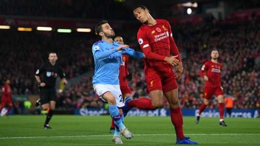 Manchester City vs. Liverpool, por la Premier League: cuándo es, dónde y posibles formaciones | Goal.com