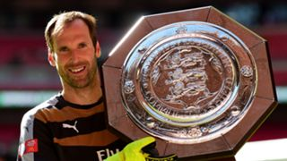 Community Shield Petr Cech Arsenal