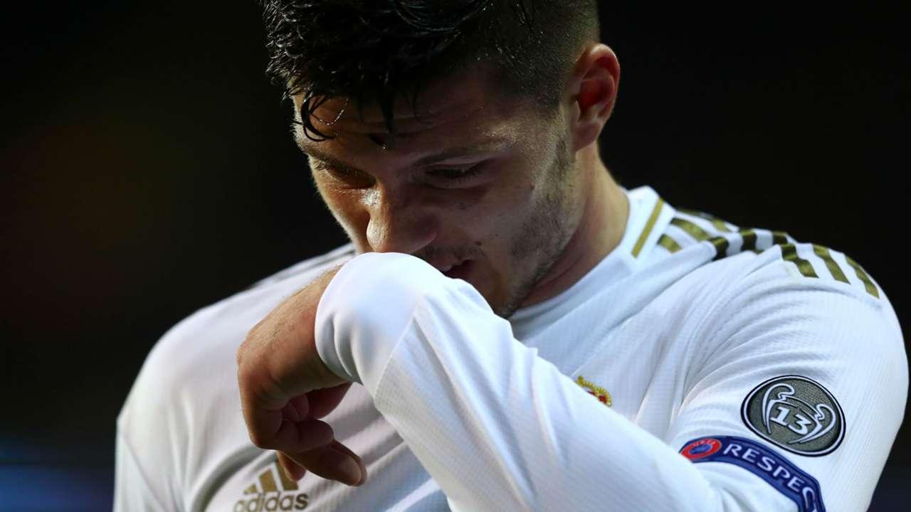 Luka Jovic Real Madrid 2019-20