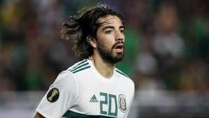 Rodolfo Pizarro Selección mexicana
