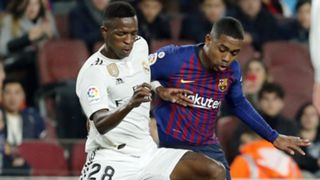 Vinicius Junior Malcom Barcelona Real Madrid Copa del Rey 06022019