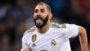 'I'm no legend' - Benzema plays down Real Madrid goal-scoring milestone