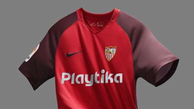 Sevilla away kit 2018-19