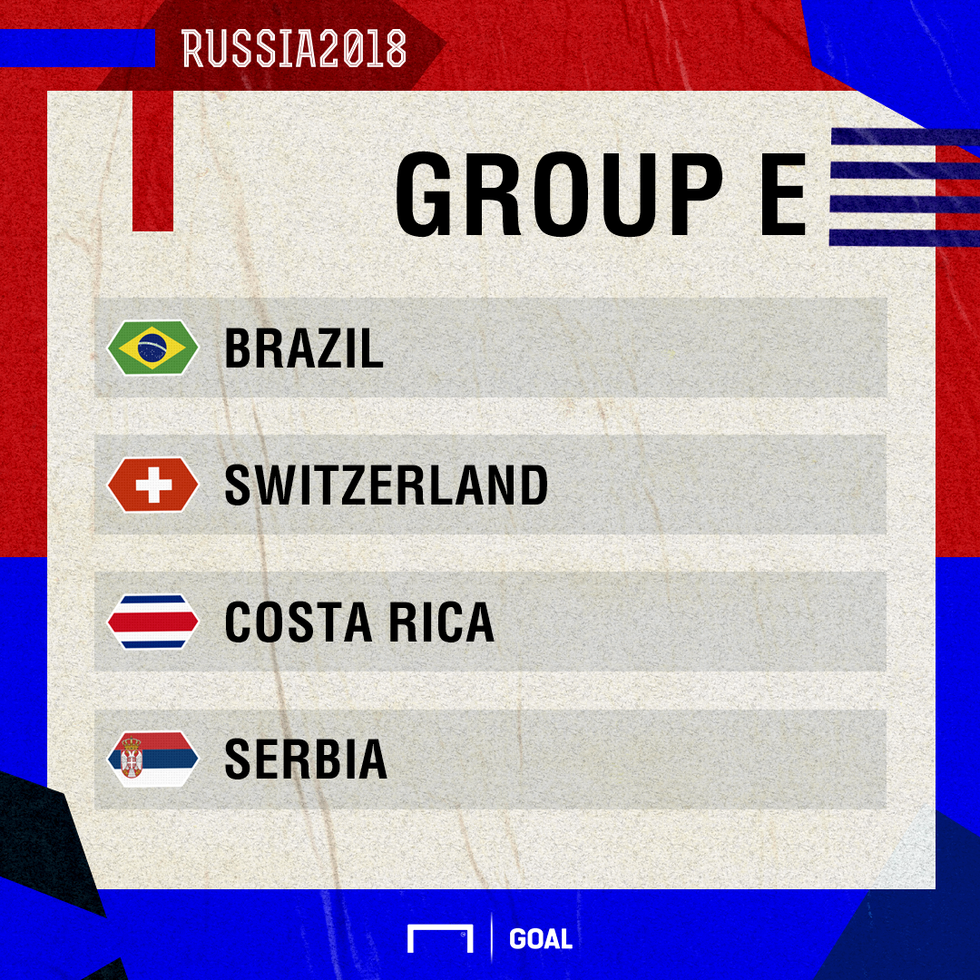 World Cup Group E PS
