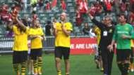 Liverpool legends v Dortmund legends, 10 Jun 2019