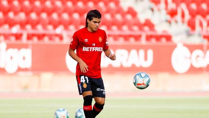 Luka Romero Mallorca