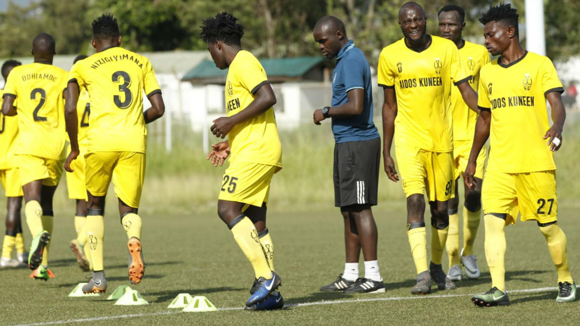 Players to blame for firings at Wazito FC - Makotsi