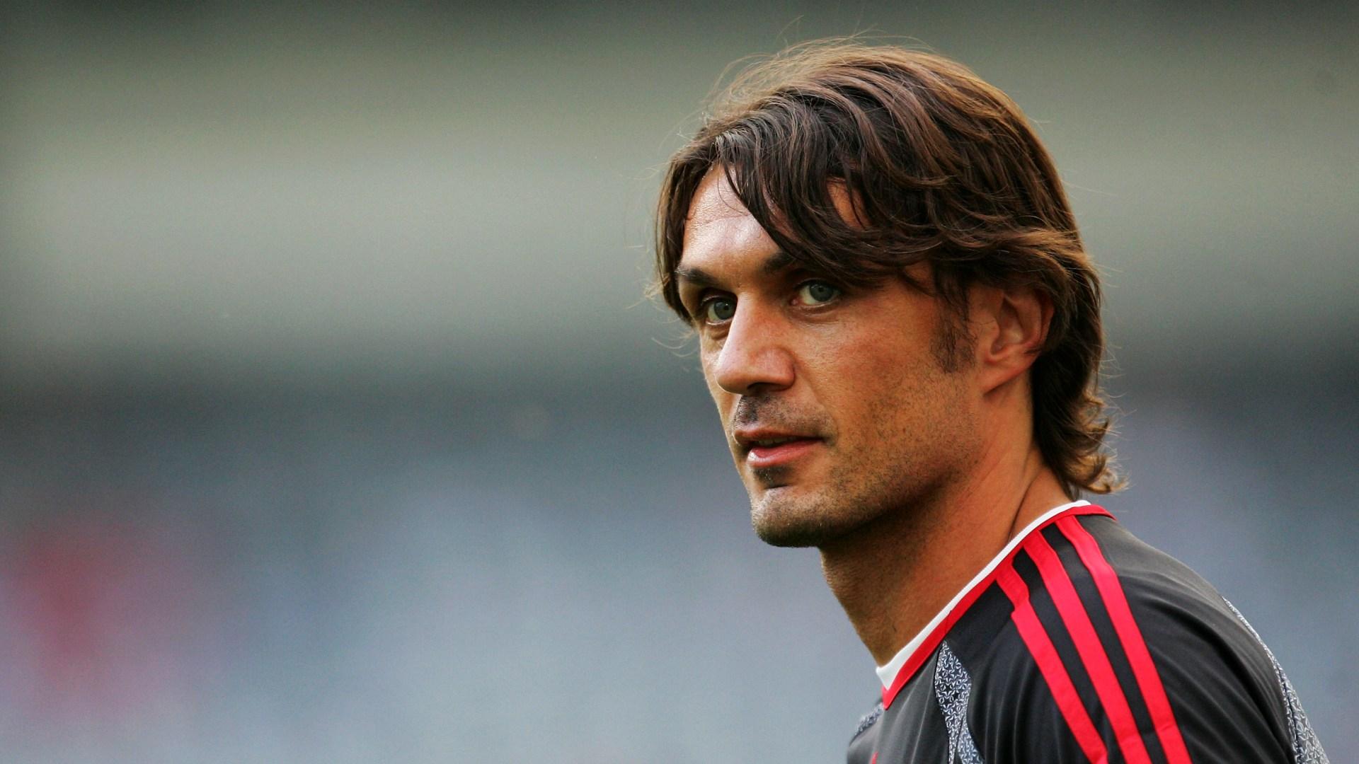Paolo Maldini révèle le pire souvenir de sa carrière — Milan AC