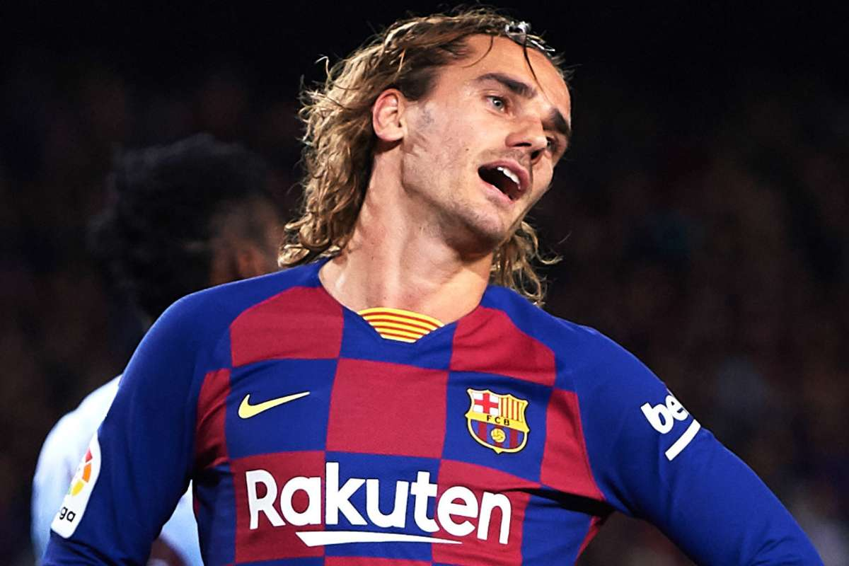 Griezmann is not at his best' - Abidal thinks out-of-form striker is still adapting to life at Barcelona | Goal.com