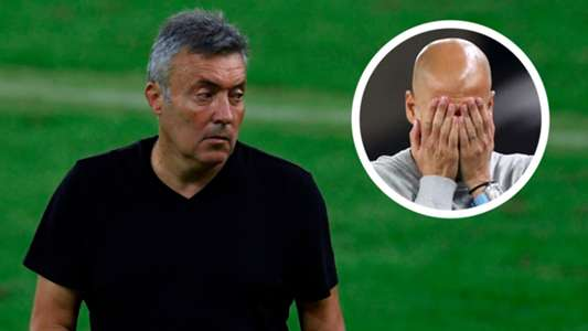 Guardiola's right-hand man Torrent making history for all the wrong reasons at Flamengo | Goal.com