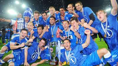 Gent Championship Celebration 2015