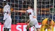 Krzysztof Piatek Roma Genoa Serie A