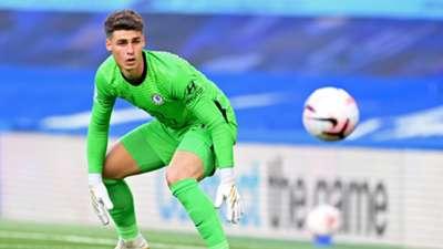 Kepa Arrizabalaga Chelsea 2020-21