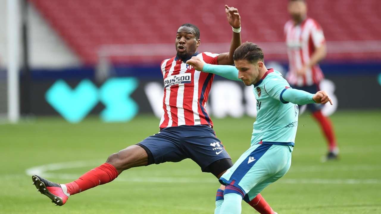 Geoffrey Kondogbia - Atletico Madrid