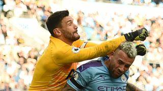 Hugo Lloris Manchester City Tottenham