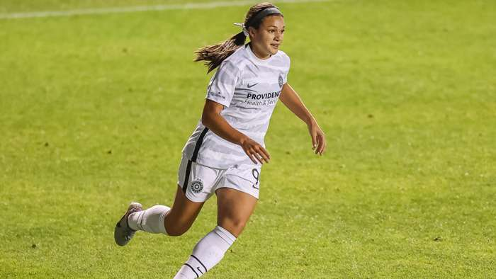 Sophia Smith Portland Thorns NWSL