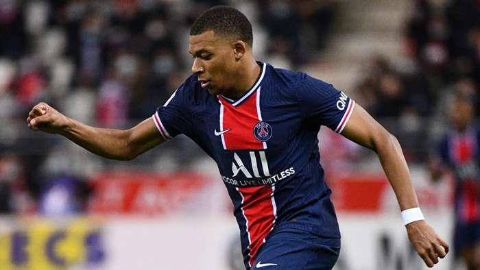 Kylian Mbappe, PSG, 2020-21