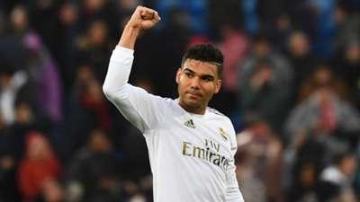 Casemiro Real Madrid 2020