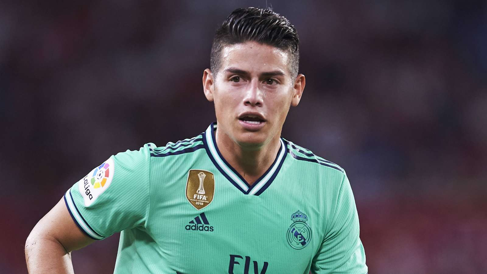 James Rodriguez Real Madrid 2019-20