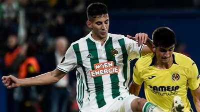 Mert Muldur Rapid Wien Villarreal 2018/19