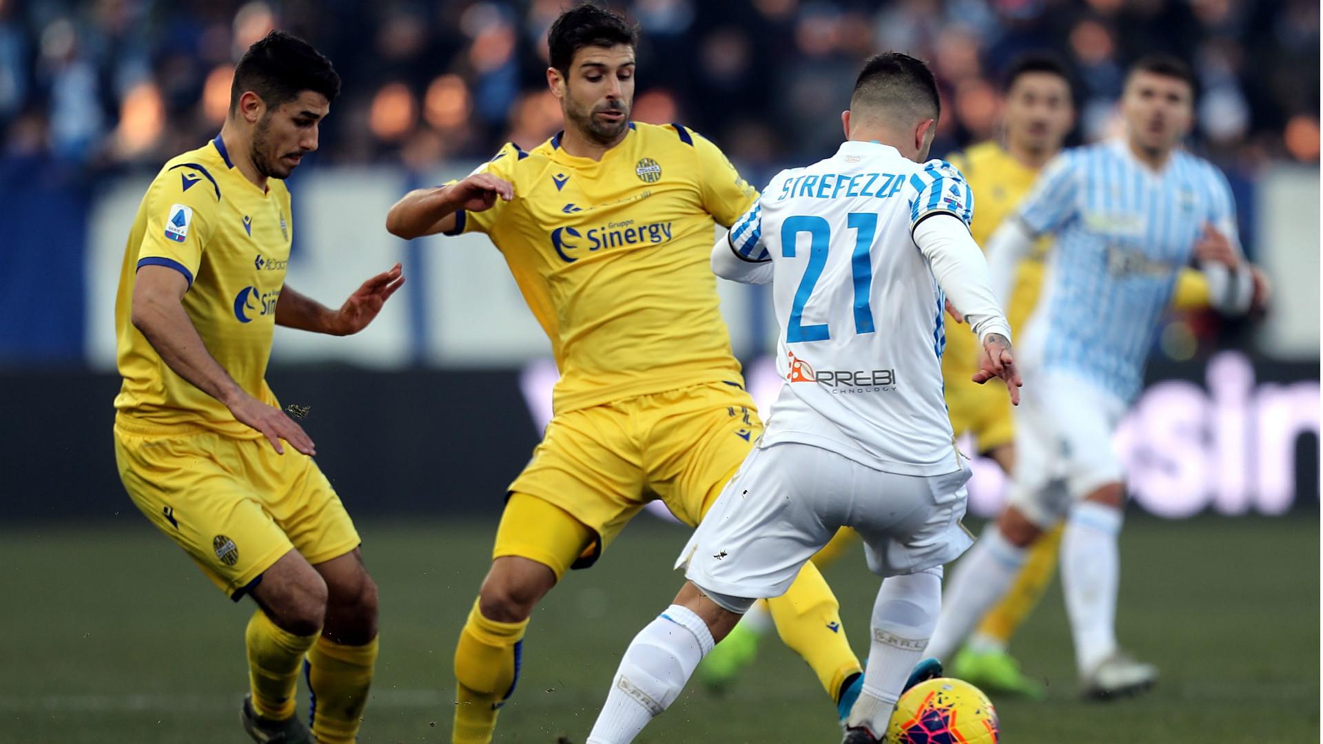 Verona, Pazzini dice addio all'Hellas: