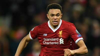 Trent Alexander-Arnold Liverpool Premier League Team of the Week