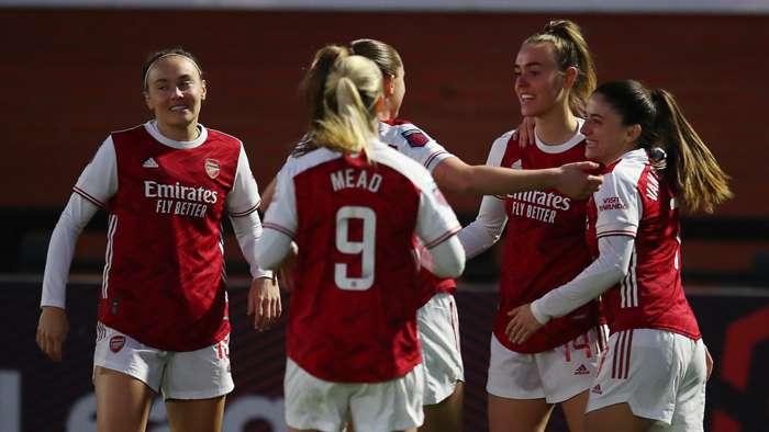 Arsenal Women 2020-21
