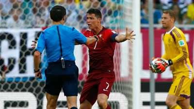 Cristiano Ronaldo Portugal World Cup 2014 Germany