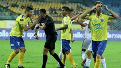 Kerala Blasters NorthEast United ISL 6