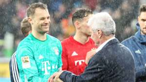 Manuel Neuer Dietmar Hopp Bayern Munich Hoffenheim 2019-20