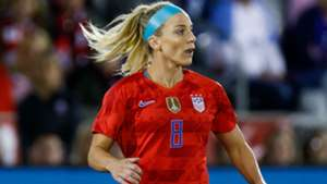 Ertz named 2019 U.S. Soccer Female Player of the Year