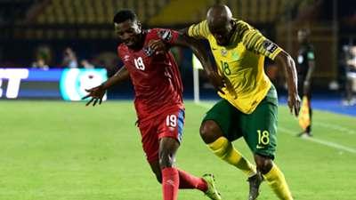 South Africa v Namibia Sifiso Hlanti - June 2019