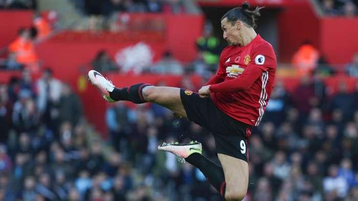 Zlatan Ibrahimovic taekwondo kick