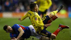 Lucas Torreira, Portsmouth vs Arsenal
