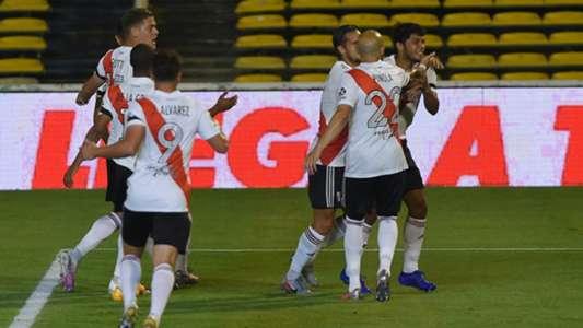 River - Nacional en vivo por la Copa Libertadores: partido online, resultado, formaciones y suplentes | Goal.com