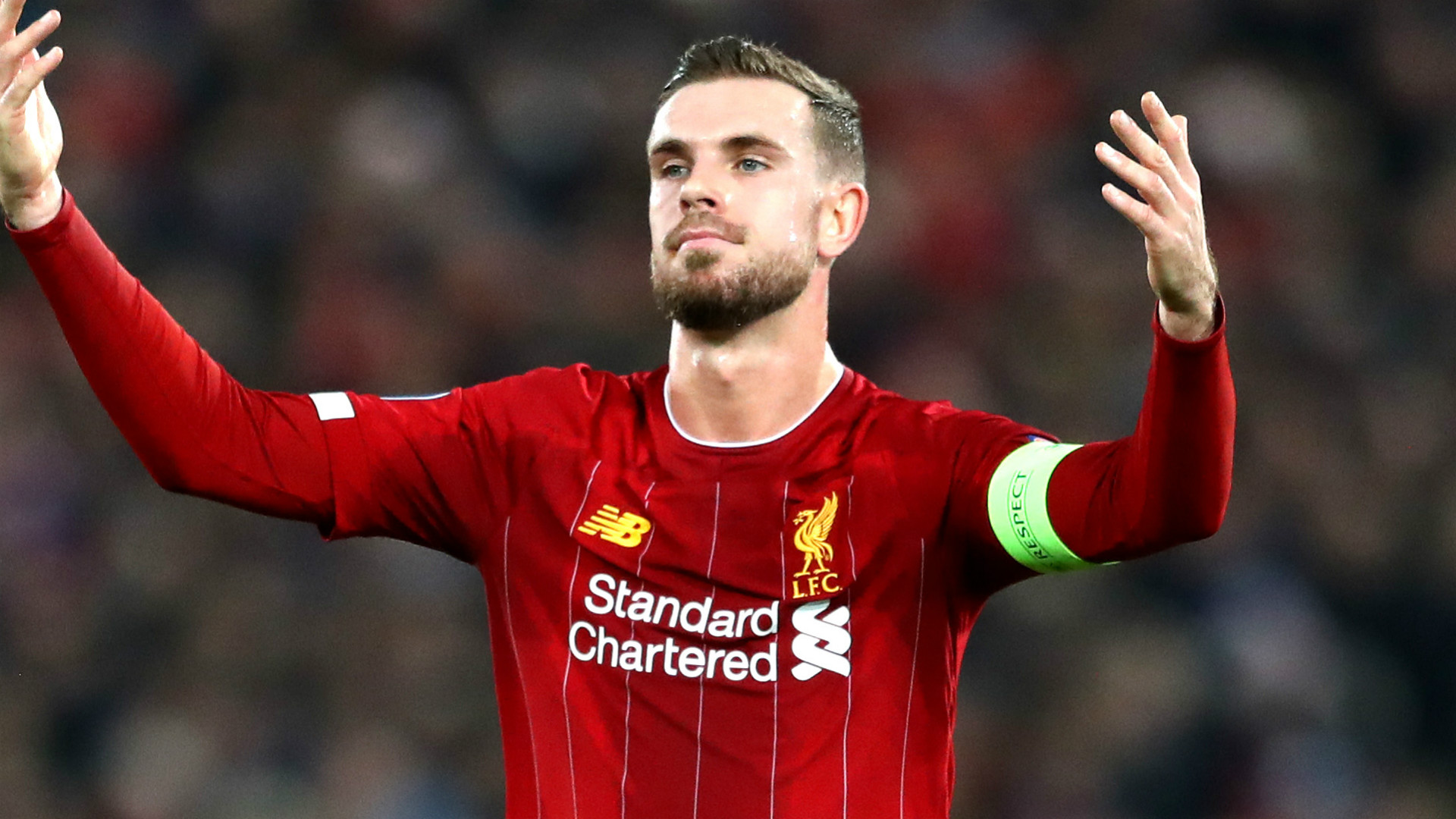 Image result for jordan henderson