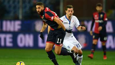 Adel Taarabt Remo Freuler Genoa Atalanta Serie A