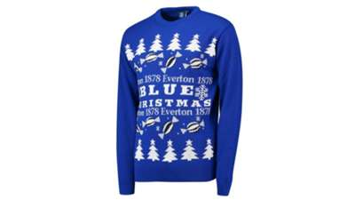 Everton Christmas Jumper