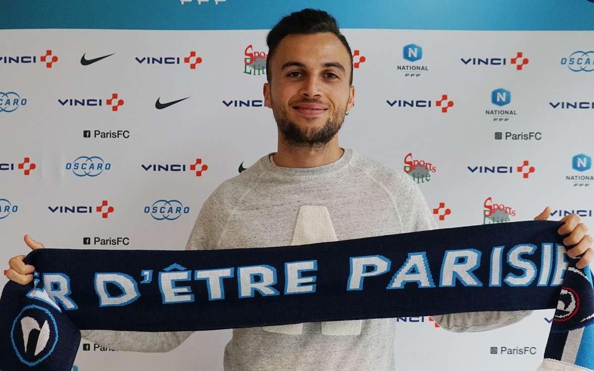 """Martin Mimoun : """"Le Paris FC peut être la bonne surprise en L2 ..."""