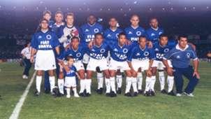 Cruzeiro Copa do Brasil 2000