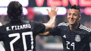 México da su lista definitiva con dorsales para la Copa Oro 2019